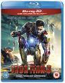 Iron Man 3 (Blu-ray 3D + Blu-ray)