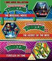 Teenage Mutant Ninja Turtles - The Movie Collection (Blu-ray)