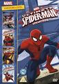 Ultimate Spider Man Boxset (Volumes 1 To 4) (DVD)