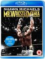 WWE: Shawn Michaels WrestleMania Matches (Blu-Ray)