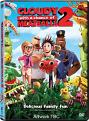 Cloudy With A Chance Of Meatballs 2: Revenge Of The Leftovers (DVD)