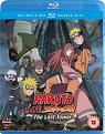 Naruto Shippuden Movie 4: The Lost Tower Blu-ray/DVD Double Play