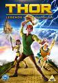 Thor: Legends Of Vahallah (DVD)