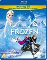 Frozen (Blu-ray 3D + Blu-ray)