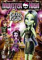 Monster High: Freaky Fusion (2014) (DVD)