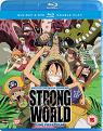 One Piece The Movie: Strong World (Blu-ray)