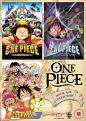 One Piece: Movie Collection 2 (Contains Films 4-6) (DVD)