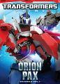 Transformers Prime - Series 2 - Orion Pax  (DVD)