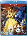 Beauty & the Beast (Blu-ray 3D + Blu-ray) (Region Free)