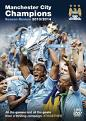 Manchester City Champions Official Season Review 2013 / 14 (DVD)