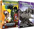 Transformers - Prime: Season Two - Toxicity (DVD)