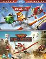 Planes and Planes 2 (Blu-Ray)