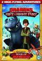 Dragons: 2 New Adventures - Gift Of The Night Fury (DVD)