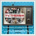 Various Artists - The Greatest TV Themes Of The 50s & 60s [Double CD] (Music CD)