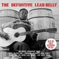 Leadbelly - Definitive  The (Music CD)
