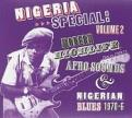 Various Artists - Nigeria Special Vol.2 (Modern Highlife Afro-Sounds And Nigerian Blues) (Music CD)
