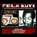 Fela Kuti - Shakara/London Scene (Music CD)