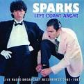 Sparks - Left Coast Angst (Music CD)