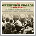 Various Artists - The Greenwich Village Folk Scene [3CD Box Set] (Music CD)