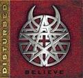 Disturbed - Believe (UK Enhanced Parental Advisory Version) (Music CD)