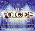 Various Artists - Classical Voices: The Musicals (3 CD) (Music CD)
