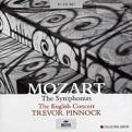 Mozart - The Symphonies (Pinnock) (Music CD)