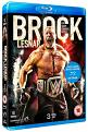 WWE: Brock Lesnar - Eat. Sleep. Conquer. Repeat. [Blu-ray]