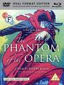 The Phantom Of The Opera (3 - Disc Dual Format Edition) (DVD)