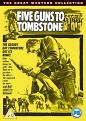 Five Guns To Tombstone (DVD)