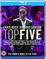 Top Five (BLU-RAY)- REGION FREE