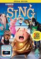 Sing (2017) (DVD)