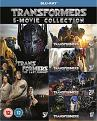 Transformers: 5-Movie Collection (Blu-RayTM + Bonus Disc + Digital Download)