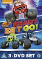 Blaze And The Monster Machines: Ready  Set  Go Collection (DVD)