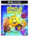 The Emoji Movie (4K UHD + Blu-ray)