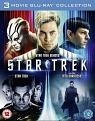 Star Trek / Star Trek Into Darkness / Star Trek Beyond (Blu-Ray)