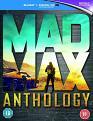 Mad Max Anthology [Blu-ray] [2015] (Blu-ray)