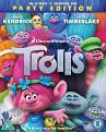 Trolls [Blu-ray] [2016] (Blu-ray)