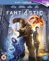 Fantastic Four [Blu-ray + UV Copy]