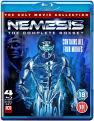 Nemesis: 1-4 [Blu-ray]