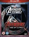 Avengers Age Of Ultron/Avengers Assemble Doublepack (3D Blu-ray + Blu-ray)