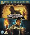 National Treasure 1 & 2 Double Pack (Blu-ray)