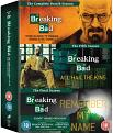Breaking Bad: The Final Seasons [Repackage] (DVD)