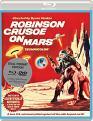 Robinson Crusoe on Mars (1964) Dual Format (Blu-ray & DVD)