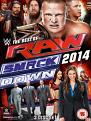 Wwe: The Best Of Raw And Smackdown 2014 (DVD)