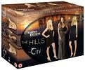 The Hills  The City + Laguna Beach - Complete Box Set (DVD)
