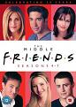 Friends: The Middle (Seasons 4-7) (DVD)