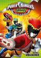Power Rangers Dino Charge Unleashed (Volume 1) (DVD)