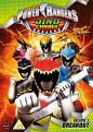 Power Rangers Dino Charge: Breakout (Volume 3) Episodes 9-12 (DVD)