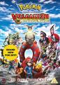 Pokemon The Movie: Volcanion And The Mechanical Marvel (DVD)