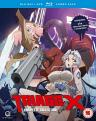 Triage X Complete Season 1 Collection Blu-ray/DVD Combo (Blu-ray)